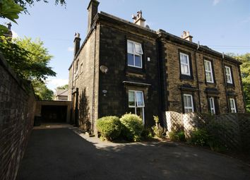 Thumbnail 3 bed semi-detached house for sale in Osborne House, 41 Victoria Street, Huddersfield