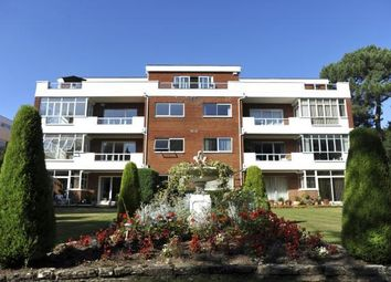 Thumbnail 4 bed flat for sale in Martello Park, Canford Cliffs, Poole