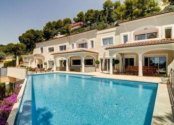 Thumbnail 5 bed villa for sale in Spain, Mallorca, Calvià, Costa D´En Blanes