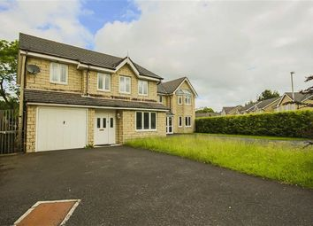 Thumbnail 4 bed detached house for sale in Ash Tree Grove, Nelson, Lancashire
