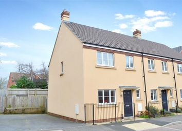 Thumbnail 3 bed end terrace house for sale in Grove Gate, Staplegrove, Taunton, Somerset
