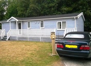 Thumbnail 3 bedroom mobile/park home to rent in Littlehampton Marina, Ferry Road, Littlehampton