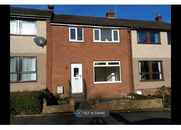 Thumbnail 3 bedroom terraced house to rent in Murray Crescent, Falkirk