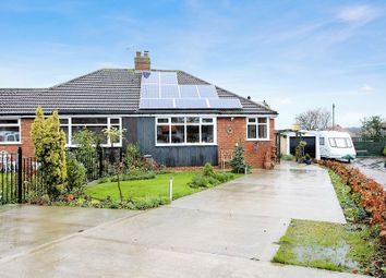 Thumbnail 2 bed semi-detached bungalow for sale in Harewood Avenue, Scarborough