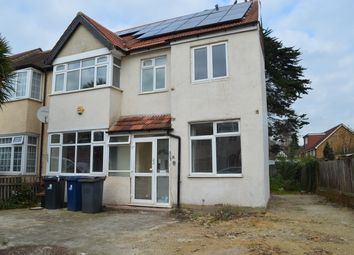 Thumbnail 6 bed semi-detached house to rent in Garrick Road, Greenford