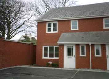 Thumbnail 3 bedroom town house to rent in Stableford Close, Shepshed
