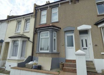 Thumbnail 3 bed terraced house to rent in Kitchener Road, Strood, Rochester