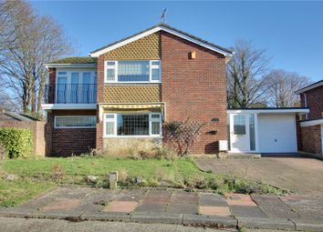 4 bed detached house for sale in Whylands Crescent, Worthing, West Sussex BN13