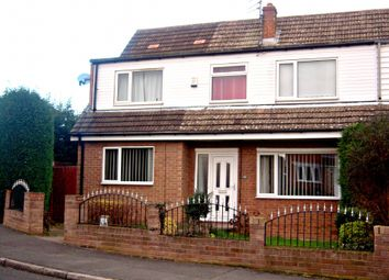 Thumbnail 4 bed semi-detached house to rent in St Giles Gate, Scawsby, Doncaster