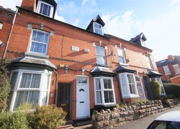 Thumbnail 3 bed terraced house to rent in Farquhar Road, Moseley, Birmingham