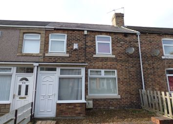Thumbnail 2 bed terraced house to rent in Richardson Street, Ashington