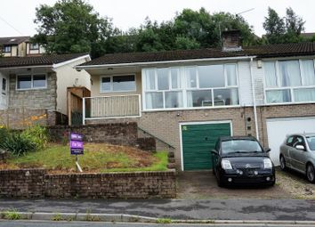 Thumbnail 2 bed semi-detached bungalow for sale in East Grove Road, Newport