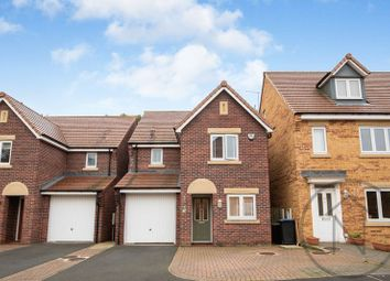 Thumbnail 3 bed detached house for sale in Annand Way, Newton Aycliffe