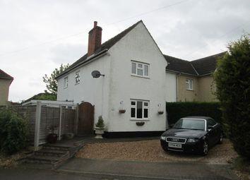 Thumbnail 3 bed semi-detached house for sale in Oak Crescent, Potton