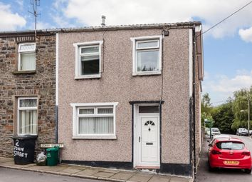 Thumbnail 3 bed end terrace house for sale in John Street, Mountain Ash