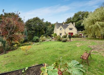 Thumbnail 4 bed detached house for sale in Slad, Stroud