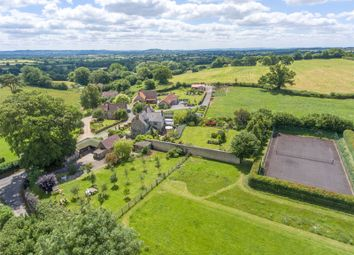 Thumbnail 5 bed equestrian property for sale in Wolverton, Zeals, Warminster, Wiltshire