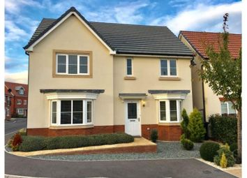 Thumbnail 4 bed detached house for sale in Lilliana Way, Bridgwater