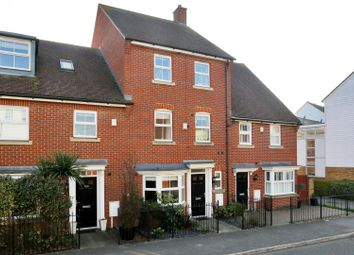 Thumbnail 4 bed town house for sale in Bluebell Drive, Sittingbourne