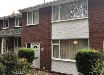 Thumbnail 3 bed terraced house to rent in Bedford Way, Rugeley