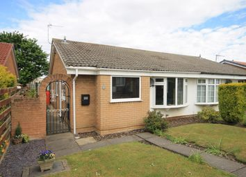 Thumbnail 3 bed semi-detached bungalow for sale in Harewood Close, Morton On Swale, Northallerton