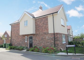 Thumbnail 3 bed semi-detached house for sale in Lavender Grove, Locks Heath, Southampton