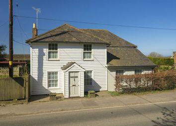 The Old Village Shop, Ashford Road, Badlesmere Lees ME13. 4 bed detached house for sale