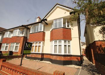 Thumbnail 2 bed flat to rent in Truscott Avenue, Winton, Bournemouth