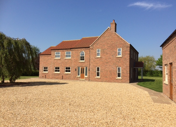 Thumbnail 5 bed detached house for sale in Church End, Donington, Spalding