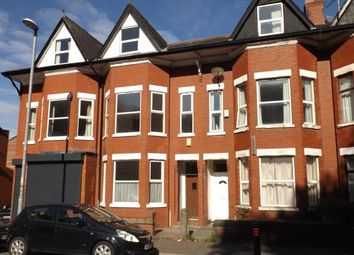Thumbnail 4 bed terraced house for sale in Platt Lane, Fallowfield, Manchester, Greater Manchester