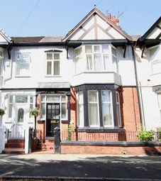 Thumbnail 4 bed terraced house for sale in Elm Vale, Kensington, Liverpool