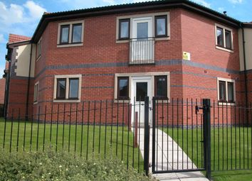 Thumbnail 2 bedroom flat to rent in The Pines, Worksop