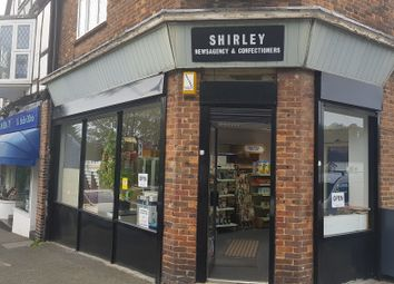 Thumbnail Retail premises to let in Upper Shirley Road, Croydon