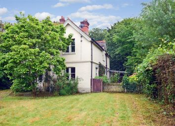Thumbnail 4 bed detached house for sale in Afton Road, Freshwater, Isle Of Wight