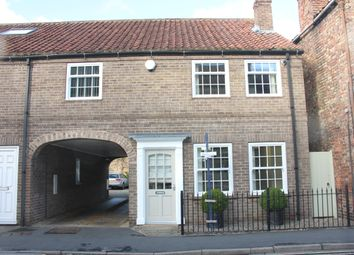 Thumbnail 3 bed end terrace house for sale in Chapel Court, Easingwold, York