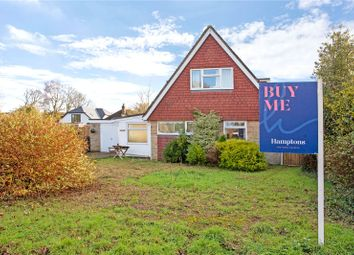 Thumbnail 3 bed detached house for sale in Glebe Road, Headley, Hampshire