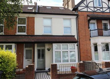 Thumbnail 4 bedroom terraced house for sale in Buxton Road, North Chingford, London