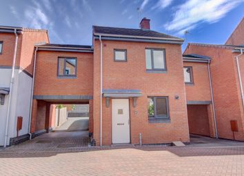 2 bed link-detached house for sale in Blackberry Avenue, Lichfield WS14
