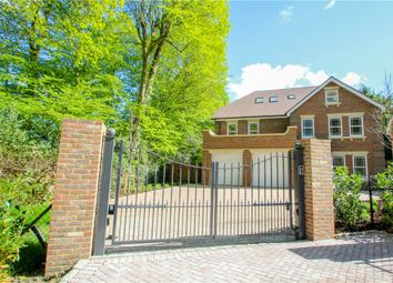 Thumbnail 6 bed detached house for sale in Malden House, Windlesham, Surrey