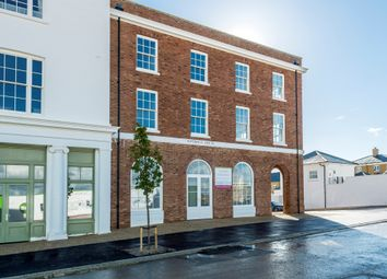 Thumbnail 2 bed flat for sale in Sovereign House, Crown Square, North East Quadrant, Poundbury, Dorchester