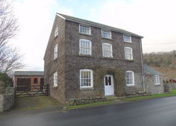 Thumbnail 4 bedroom detached house for sale in Ger Y Nant, Meifod, Powys