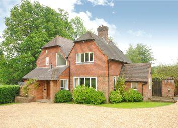 Thumbnail 4 bed detached house to rent in Blackhall Lane, Sevenoaks, Kent