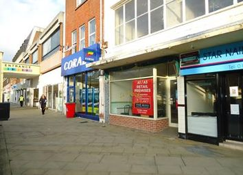 Thumbnail Retail premises to let in 59 West Street, Fareham, Hampshire