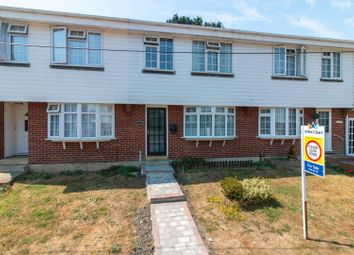 Thumbnail 3 bed terraced house for sale in Enbrook Valley, Folkestone