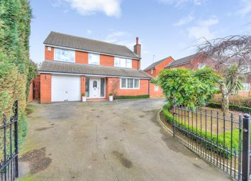 Thumbnail 6 bed detached house for sale in Wrenbury Road, Northampton, Northamptonshire