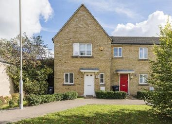 Thumbnail End terrace house for sale in Ely, Cambridgeshire