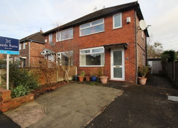 Thumbnail 2 bedroom semi-detached house to rent in Annable Road, Bredbury, Stockport