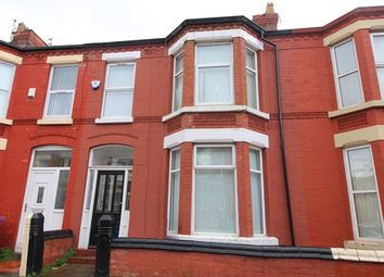 Thumbnail 6 bed terraced house to rent in Langdale Road, Liverpool