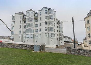 Thumbnail 2 bed flat for sale in Princess Towers, Promenade, Port Erin, Isle Of Man