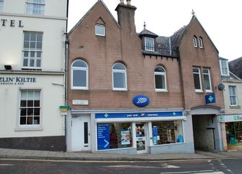 Thumbnail 2 bed flat for sale in Allan Street, Blairgowrie